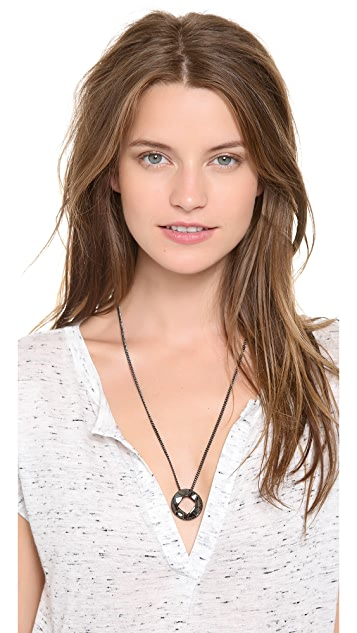 Marc by Marc Jacobs Link Pendant Necklace