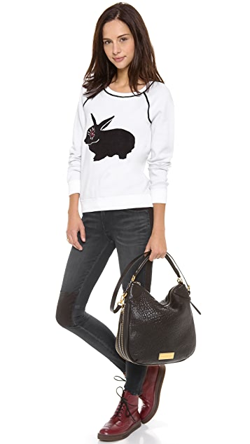 Marc by Marc Jacobs Rabbit Intarsia Sweatshirt