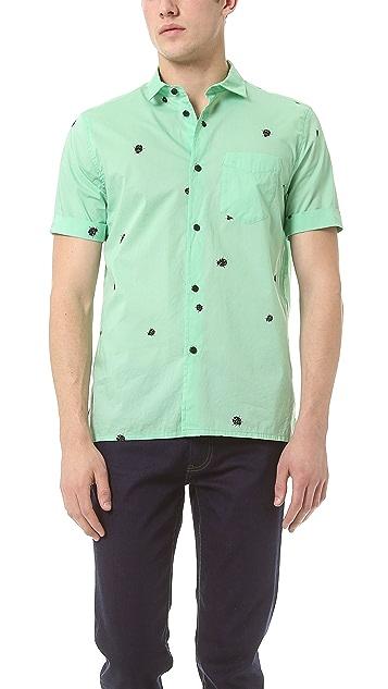 Marc by Marc Jacobs Little Ladybug Sport Shirt