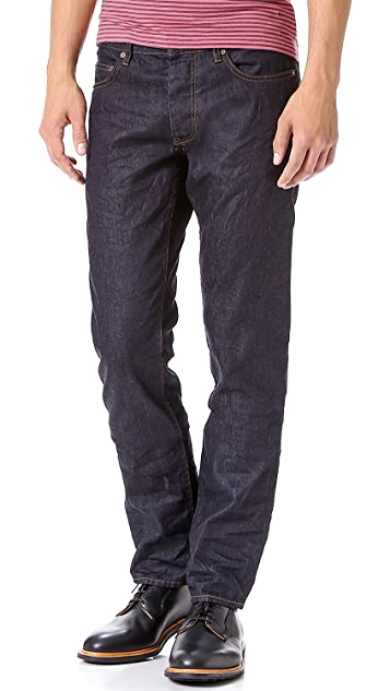 Marc by Marc Jacobs Wrinkled 5 Pocket Jeans