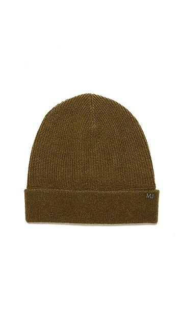 Marc by Marc Jacobs Kensington Cashmere Hat