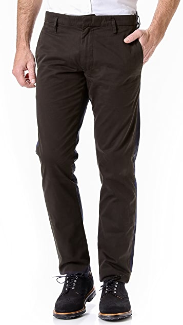 Marc by Marc Jacobs Mariner Two Tone Pants