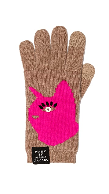 Marc by Marc Jacobs Rue Gloves
