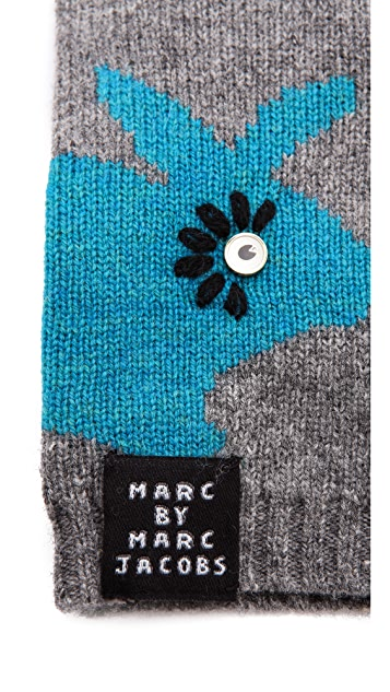 Marc by Marc Jacobs Rabbit Gloves
