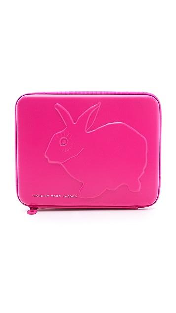 Marc by Marc Jacobs Don't Sweat My Pet Tech Rabbit Tablet Case