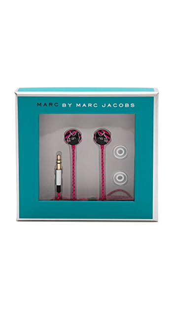 Marc by Marc Jacobs Rue Earbuds