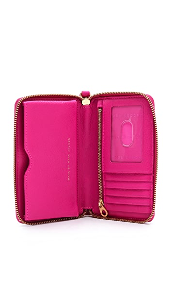 Marc by Marc Jacobs Sophisticato Wingman Wallet