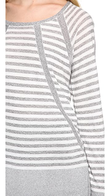 Marc by Marc Jacobs Jed Stripe Sweater