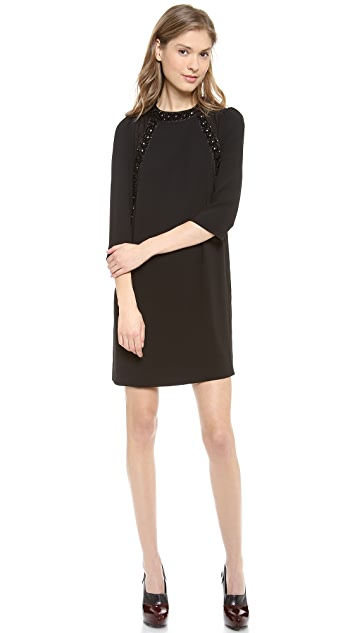 Marc by Marc Jacobs Kisa Emroidery Dress
