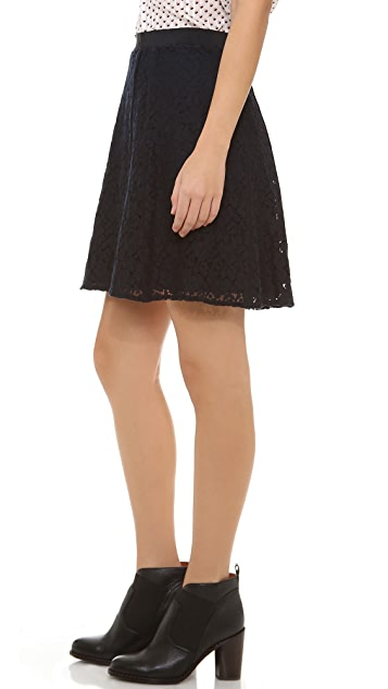 Marc by Marc Jacobs Luna Lace Skirt