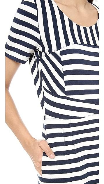 Marc by Marc Jacobs Yuni Stripe Dress