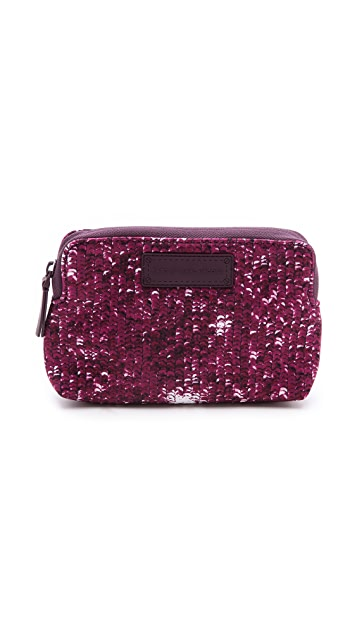 Marc by Marc Jacobs No. 1 Neoprene Twilight Cosmetic Case