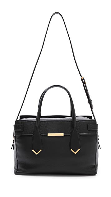 Marc by Marc Jacobs Hail to the Queen Elizabeth Satchel