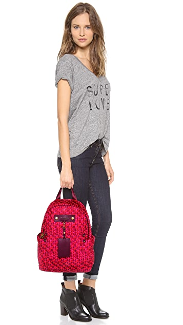 Marc by Marc Jacobs Preppy Nylon Isa Backpack