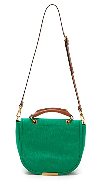 Marc by Marc Jacobs Softy Saddle Top Handle Satchel