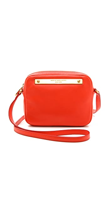 Marc by Marc Jacobs Goodbye Columbus Mireu Cross Body Bag