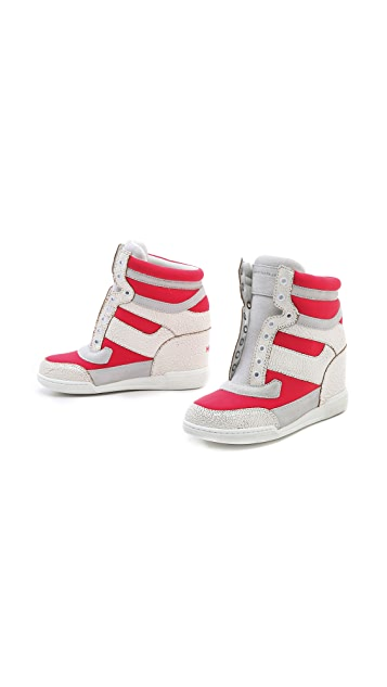 Marc by Marc Jacobs Low Wedge Sneakers