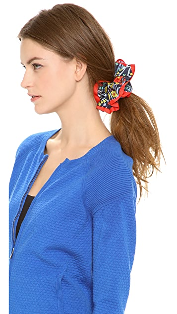 Marc by Marc Jacobs Chou Chou Maddy Botanical Scrunchie