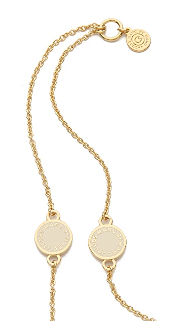 Marc by Marc Jacobs Long Animal Medley Necklace