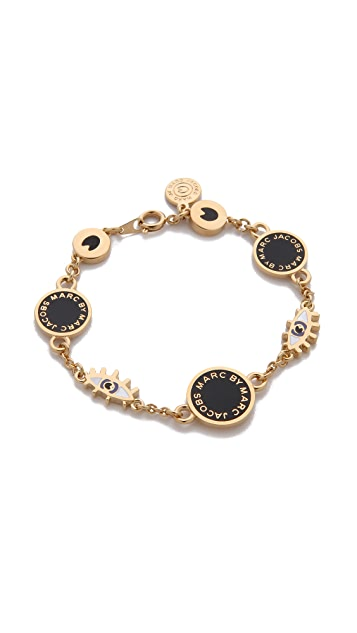 Marc by Marc Jacobs Evil Eye Medley Bracelet