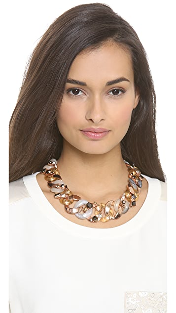 Marc by Marc Jacobs Graduated Katie Necklace