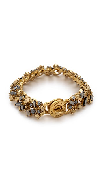 Marc by Marc Jacobs Embellished Small Katie Bracelet