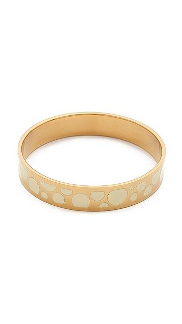 Marc by Marc Jacobs Dot Print Bangle Bracelet