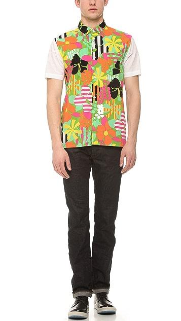 Marc by Marc Jacobs Laguna Floral Shirt