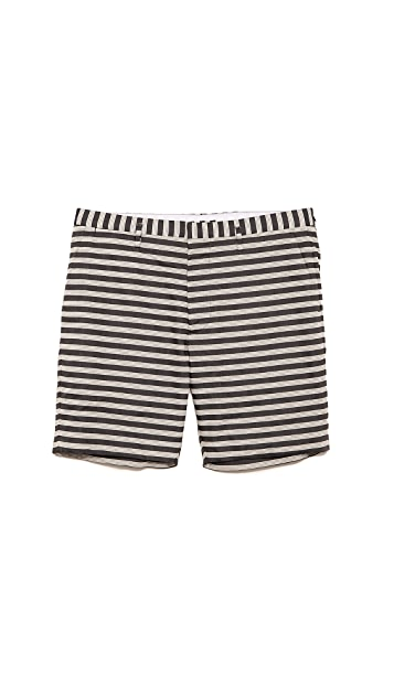Marc by Marc Jacobs Brentwood Stripe Shorts
