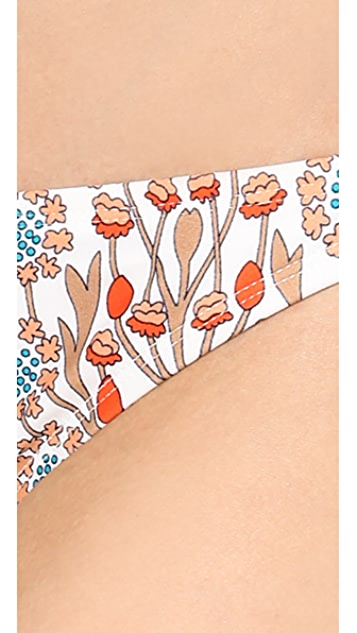Marc by Marc Jacobs Maddy Botanical Bikini Bottoms