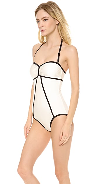 Marc by Marc Jacobs Le Shine Bandeau Maillot
