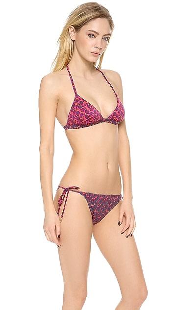 Marc by Marc Jacobs Aurora Triangle Bikini Top