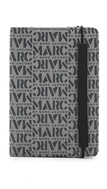 Marc by Marc Jacobs Logomania Mini Tablet Book