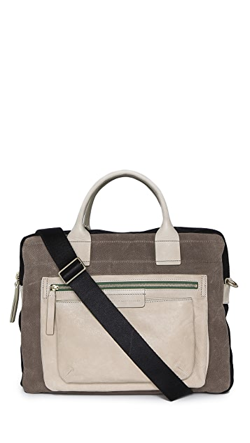 Marc by Marc Jacobs 2 Pock & Biggie Briefcase