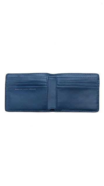 Marc by Marc Jacobs Malibu Martin Wallet