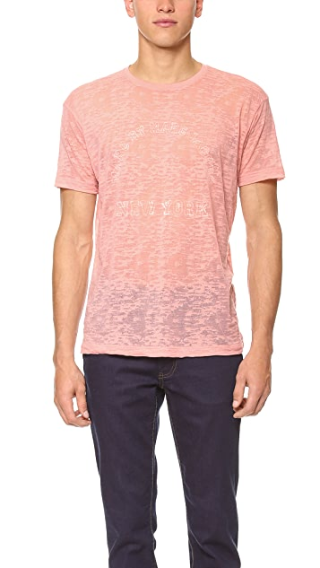 Marc by Marc Jacobs Crest T-Shirt
