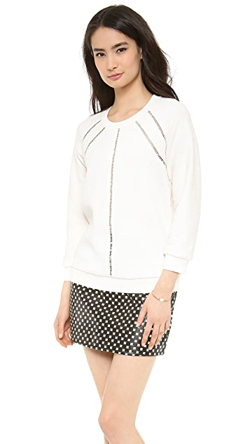 Marc by Marc Jacobs Demi Jacquard Sweatshirt