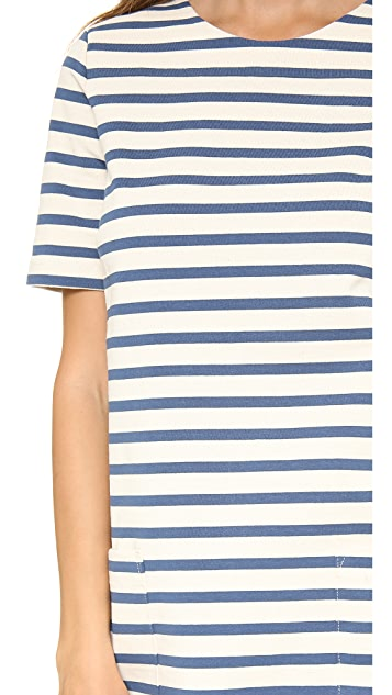 Marc by Marc Jacobs Jacquelyn Striped Dress