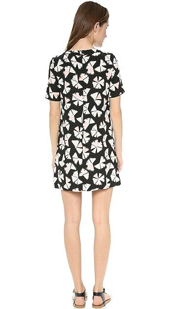 Marc by Marc Jacobs Pinwheel Flower Dress