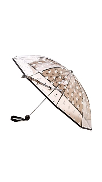 Marc by Marc Jacobs Pickles Print Umbrella