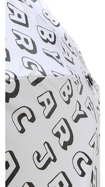 Marc by Marc Jacobs Dynamite Logo Umbrella