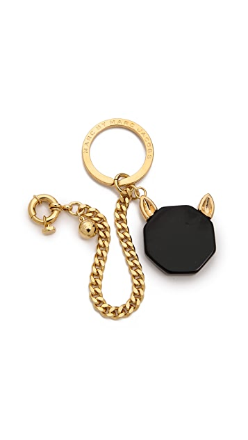 Marc by Marc Jacobs Cat Octi Bolt Bag Charm