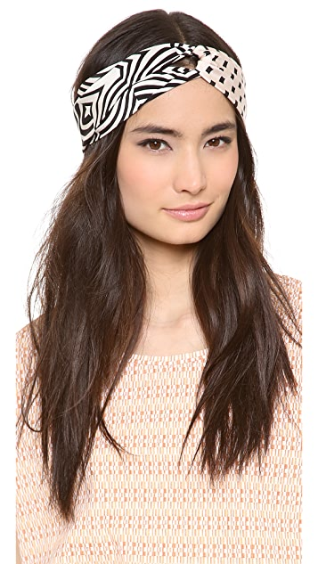 Marc by Marc Jacobs Looped Turban Headband