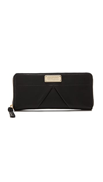 Marc by Marc Jacobs Marchive Slim Zip Around Wallet