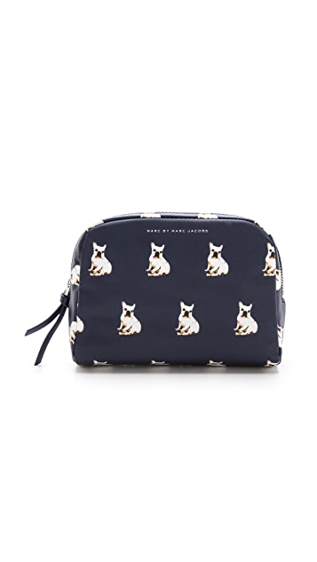 Marc by Marc Jacobs Pets Large Cosmetic Pouch