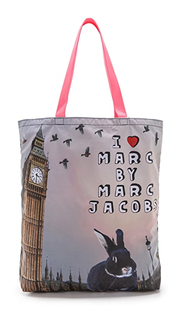 Marc by Marc Jacobs Bunny London Tote
