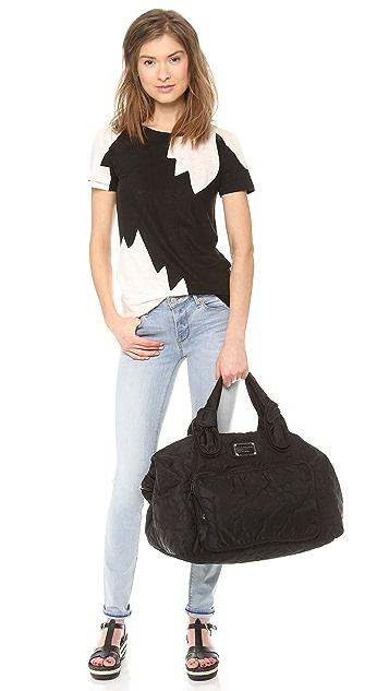 Marc by Marc Jacobs Pretty Nylon Weekender Bag