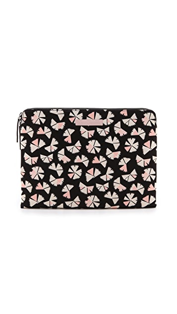 Marc by Marc Jacobs Pinwheel Print Neoprene 13