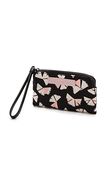 Marc by Marc Jacobs Pinwheel Print Neoprene Phone Zip Case