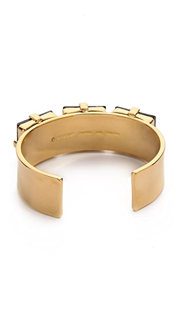 Marc by Marc Jacobs Stacking The Deck Bling It on Cuff Bracelet